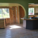 3Rs Construction Remodel - main floor demo