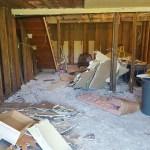 3Rs Construction Remodel - demo basement