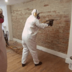 Mold Remediation Safely with Dry Ice