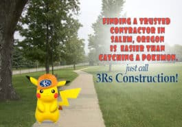 3Rs Construction in Salem, Oregon is easy to find.