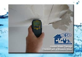 3Rs Construction Hidden Water Damage