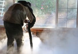 Dry Ice Blasting for Fire Damage 3Rs Construction