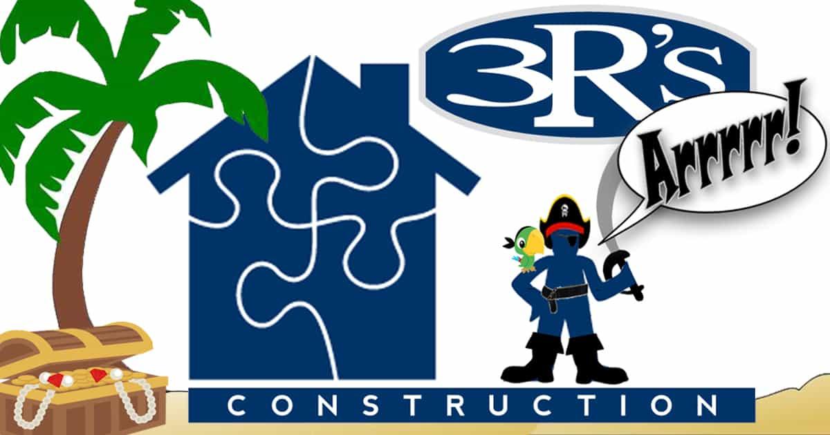3Rs Construction 3arrrrrs Repair Remodel Remediation