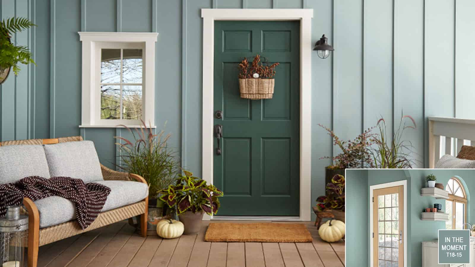 3Rs Recommends Colors of the Year Siding