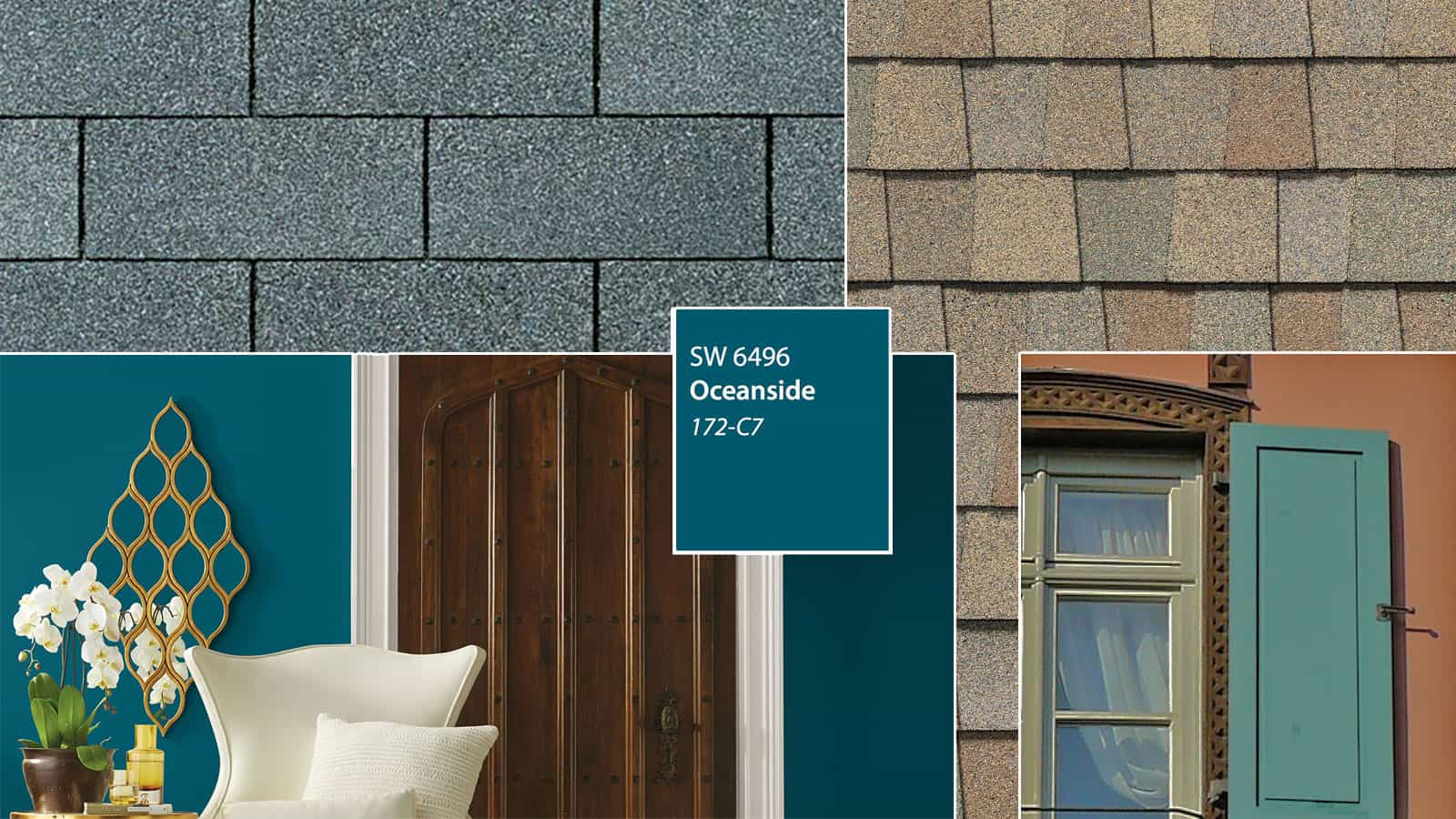 3Rs Recommends Colors of the Year for Roofing