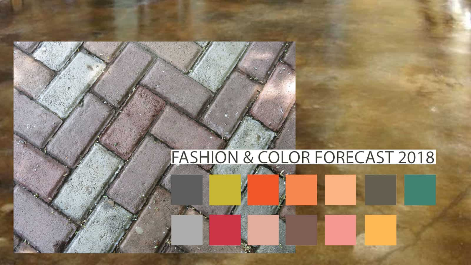 3Rs Recommends Fashion Colors for Concrete and Block