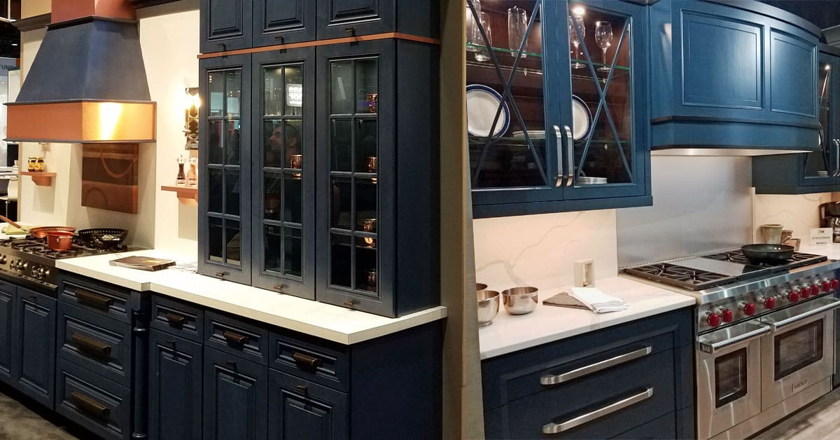 3Rs Construction cabinets at IBS