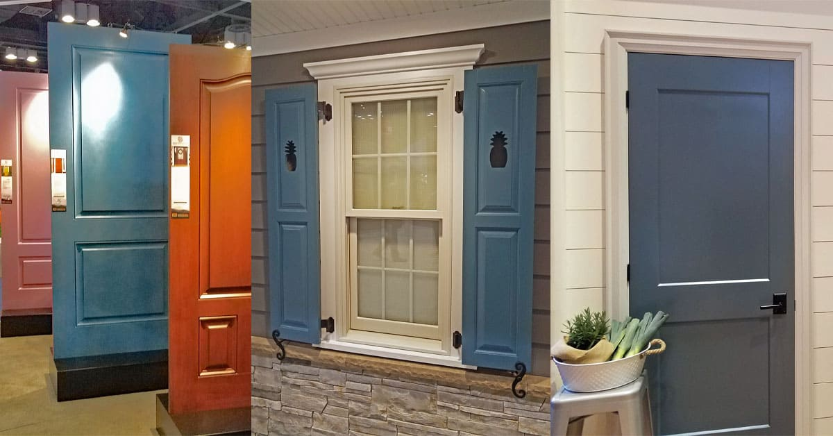 3Rs Construction doors and shutters at IBS