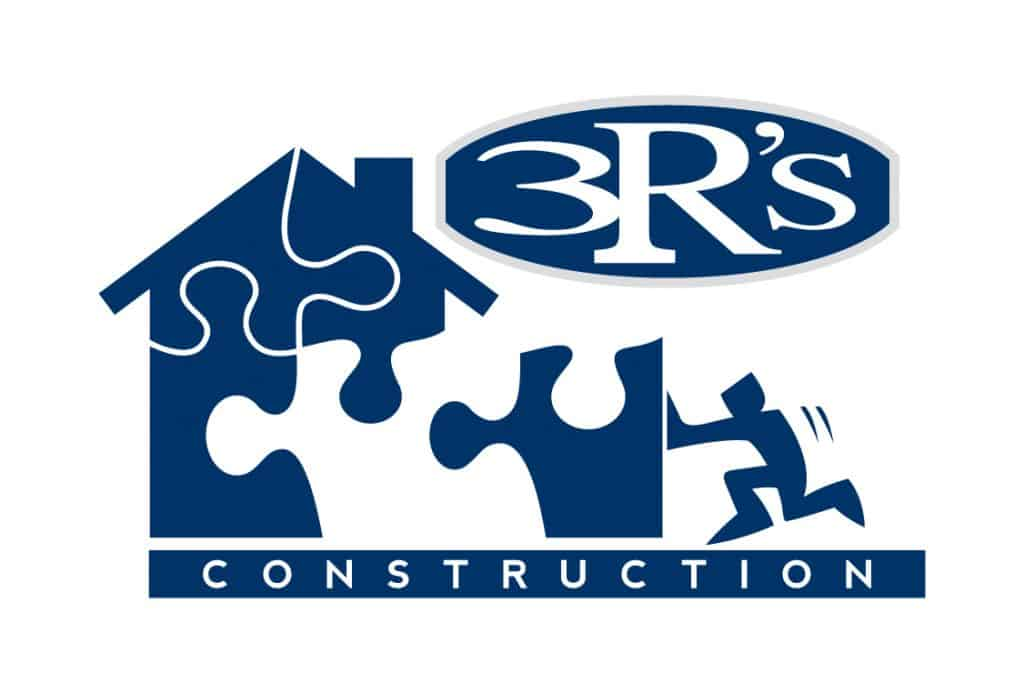 3Rs Construction Logo