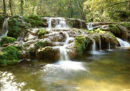 Radon flows like a river